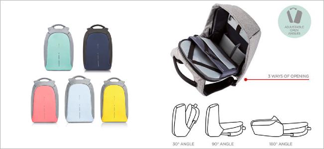 mochilas-bobby-compact-personalizadas