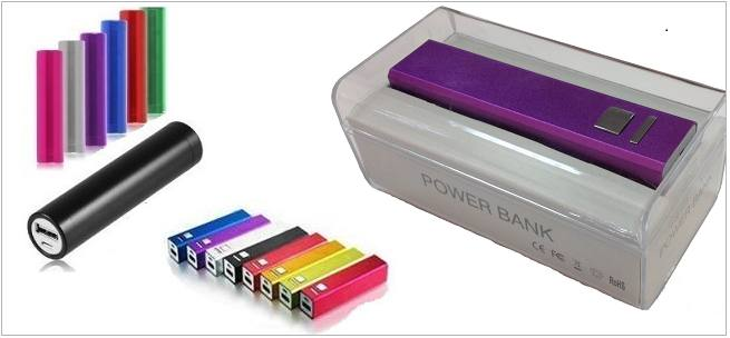 Ofertas Power Bank personalizados