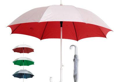 Paraguas aluminio marcado, desde 3,24€/ud