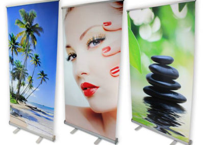Roll-up banners desde 49,50€/ud