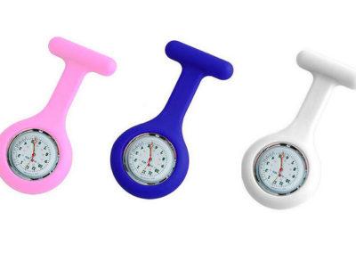 Reloj promocional de enfermera, desde 5,74€/ud