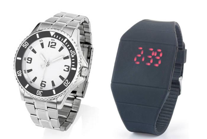 Oferta de relojes de pulsera personalizados
